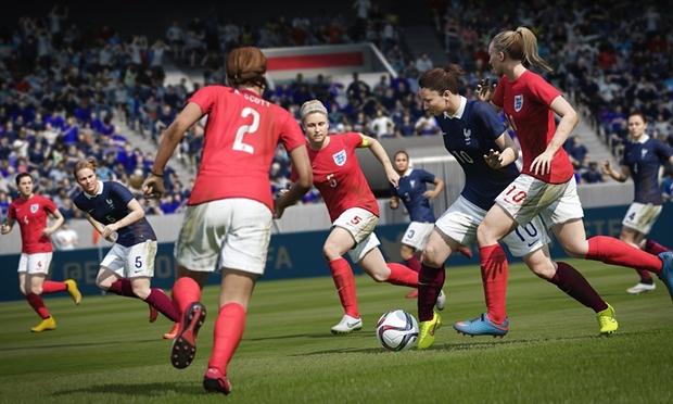 Screen di FIFA 16 Sta Per Arrivare: Pronti Per Il Calcio D'Inizio?